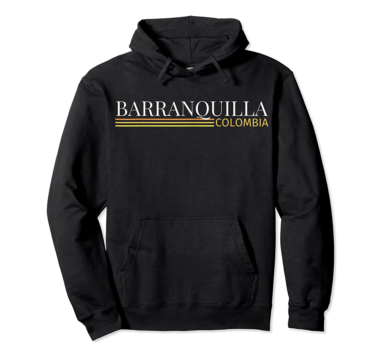 Barranquilla Colombia T-shirt Unisex Pullover Hoodie