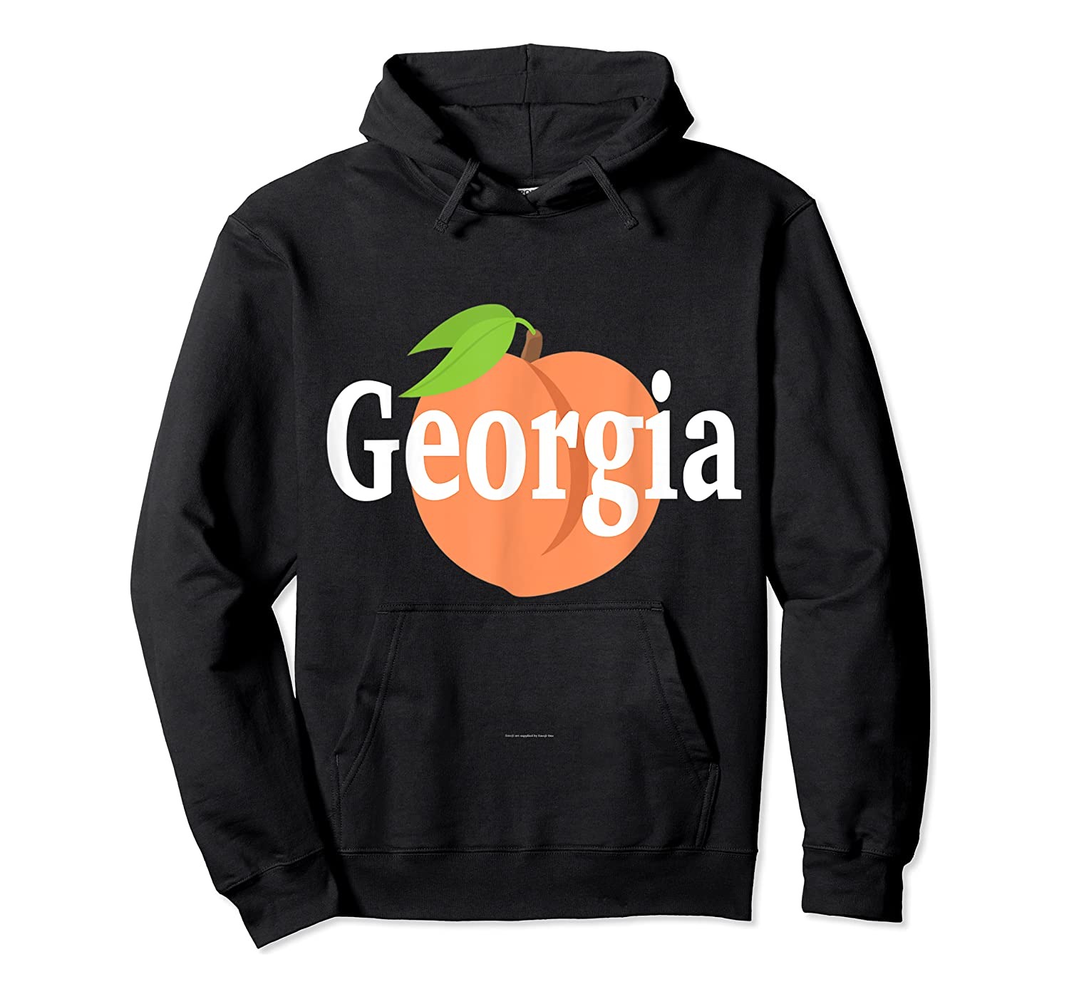 Georgia Peach State Pride Southern Roots T Shirt Unisex Pullover Hoodie
