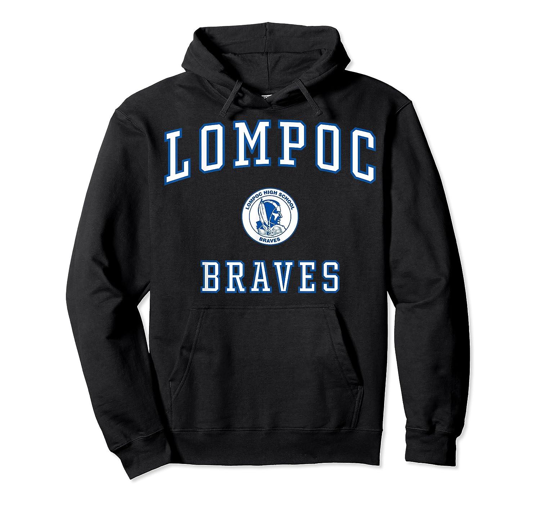 Lompoc High School Braves C1 Shirts Unisex Pullover Hoodie