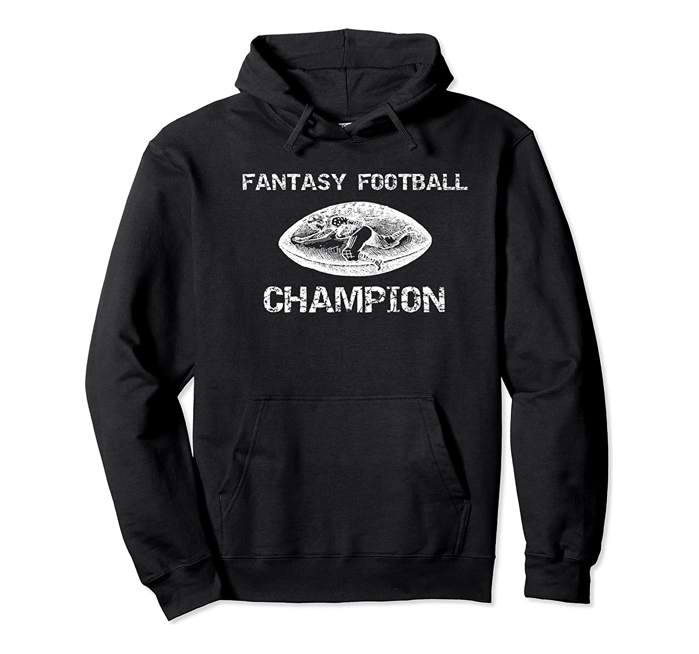 Premium Vintage Graphic Fantasy Football Champion Shirt Unisex Pullover Hoodie