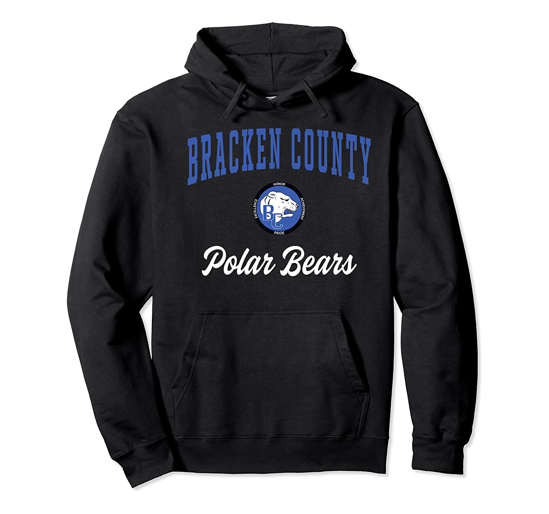 Bracken County High School Polar Bears Premium T-shirt Unisex Pullover Hoodie