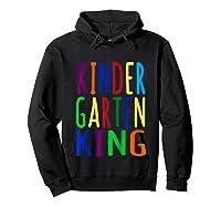 Kindergarten King Back To School Child's Shirts Hoodie Black