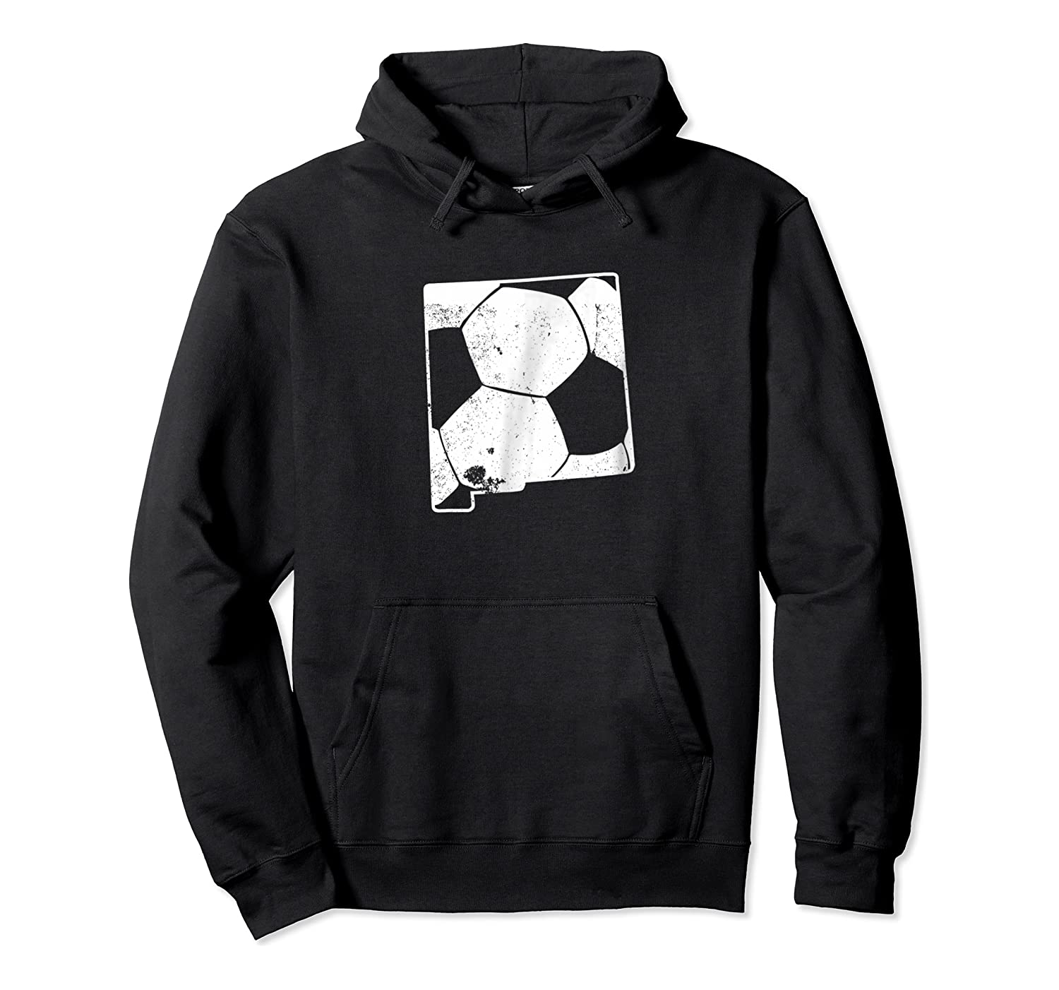 Soccer Gear New Mexico Soccer Shirts Unisex Pullover Hoodie