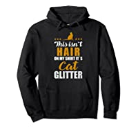 Funny Cat Quote T-shirt Gift For Kitten Catkin & Kitty Fans Hoodie Black