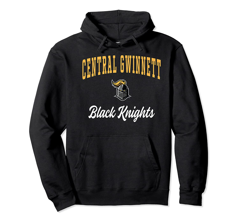 Central Gwinnett High School Black Knights Shirts Unisex Pullover Hoodie