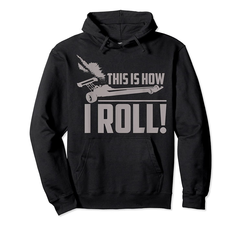 Vintage Drag Racing Funny 1/4 Mile Racer Gift T-shirt Unisex Pullover Hoodie