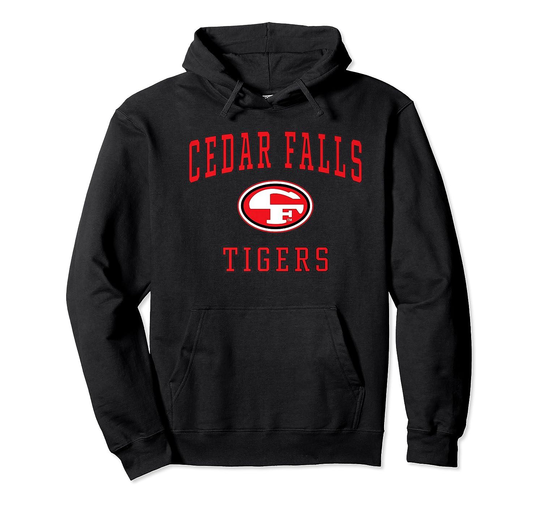 Cedar Falls High School Tigers C1 Shirts Unisex Pullover Hoodie
