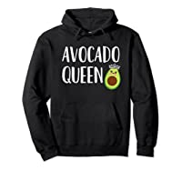 Themed Gift Girls Funny Queen Shirts Hoodie Black