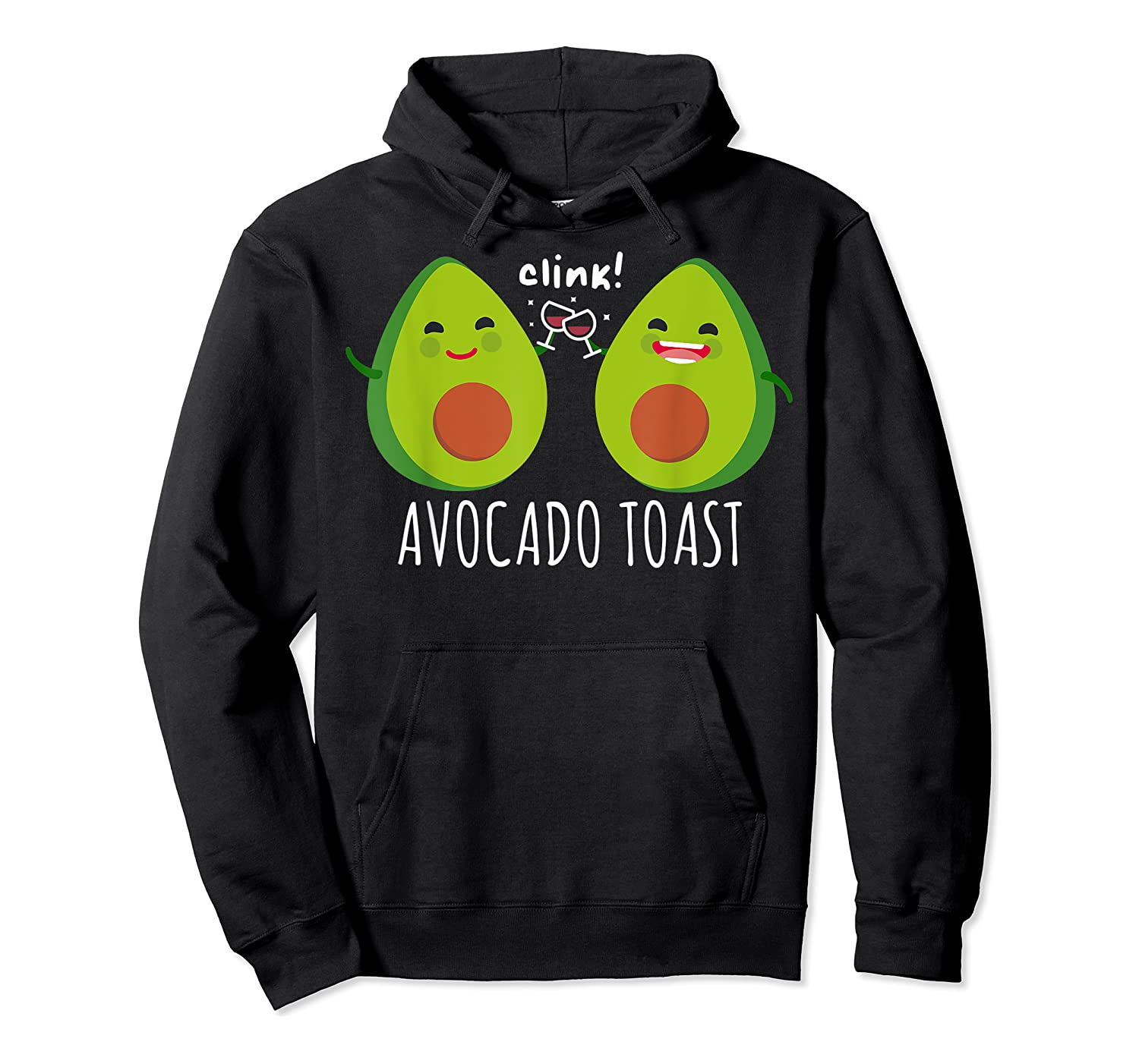 Cute Toast For Trendy Millennials Shirts Unisex Pullover Hoodie