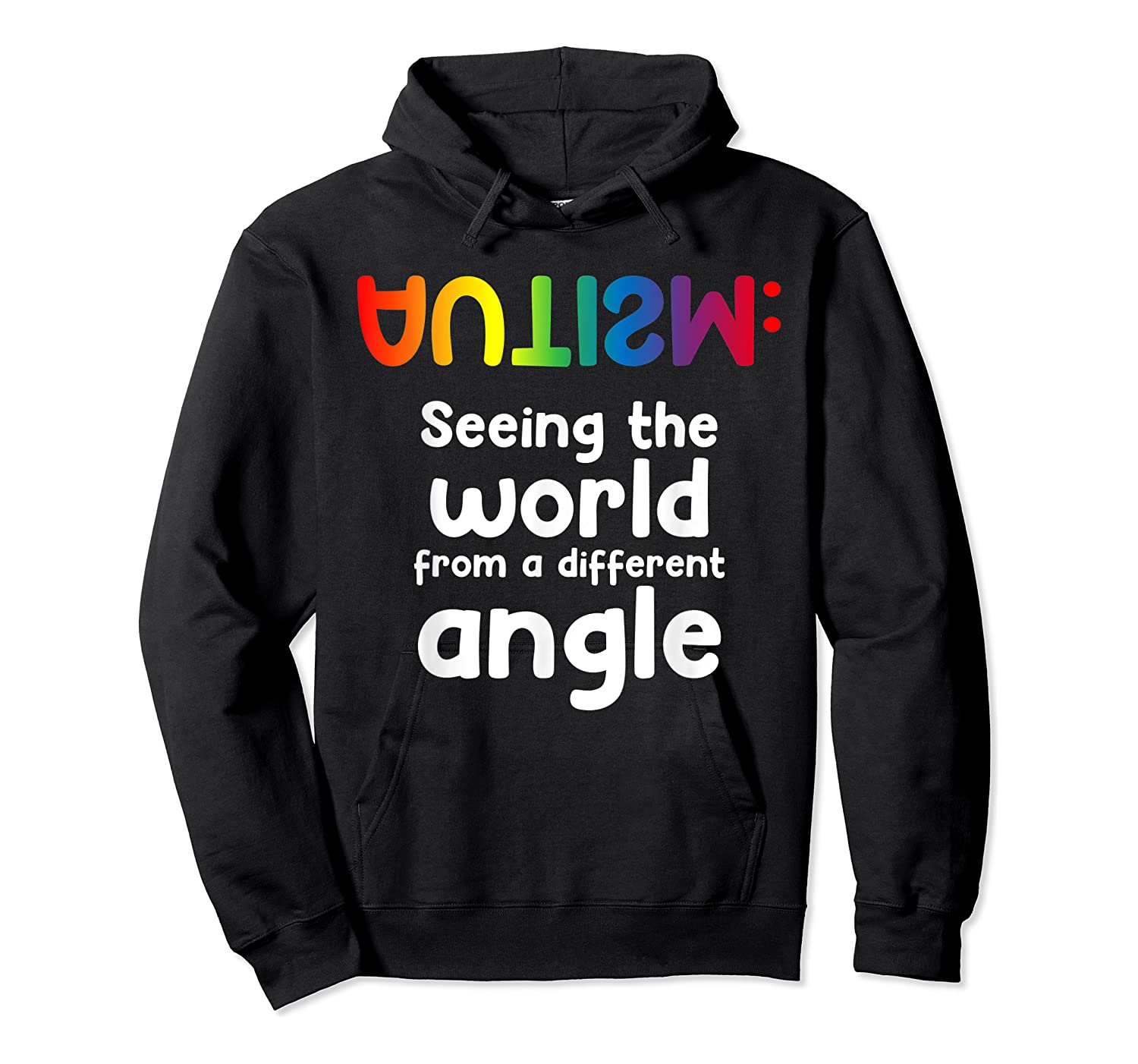 Special Needs Tea Student Gift Autism Awareness Month Shirts Unisex Pullover Hoodie