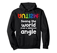 Special Needs Tea Student Gift Autism Awareness Month Shirts Hoodie Black