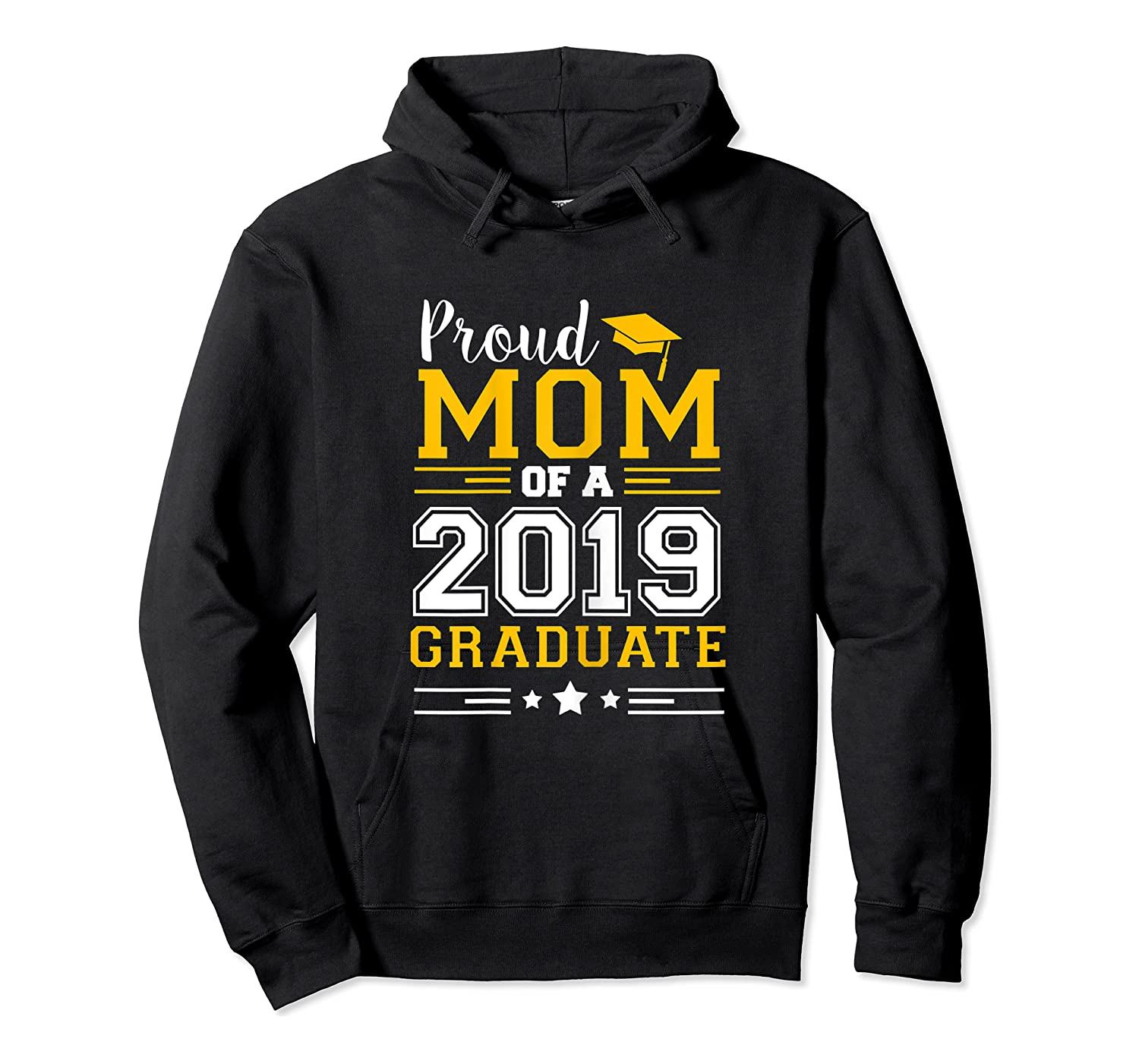 Matching Proud Mom Of A 2019 Graduate Se Shirts Unisex Pullover Hoodie