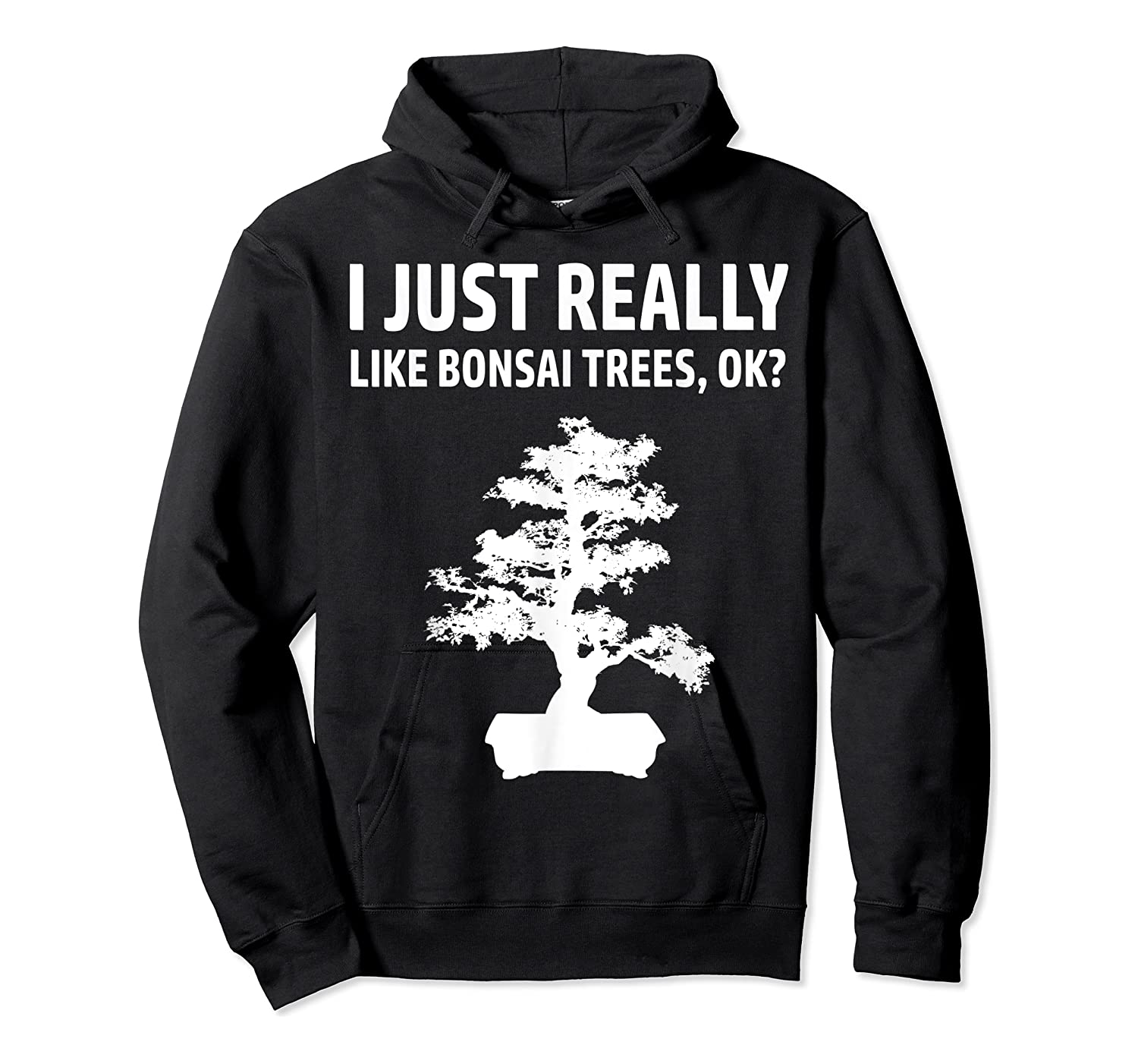 Like Bonsai Trees Anime Japanese Culture Zen Gift Shirts Unisex Pullover Hoodie