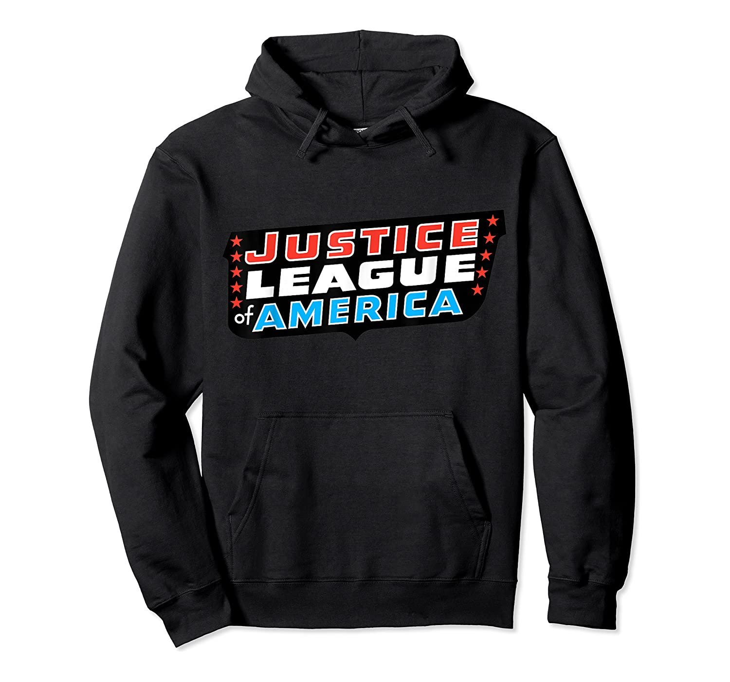 Justice League Logo Jla Classic 01 Shirts Unisex Pullover Hoodie