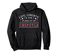 Funny Chipotle Peppers Graphic - Love Chipotle Peppers Gift T-shirt Hoodie Black