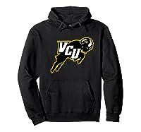 Virginia Commonwealth University Rams Vcu Ppvcu07 Shirts Hoodie Black