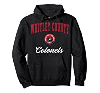 Whitley County High School Colonels Shirts Hoodie Black
