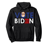 My Shih Tzu Want Vote For Joe Biden Funny President Shirts Hoodie Black