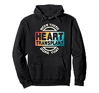 Heart Transplant Organ Recipient Survivor Gift Shirts Hoodie Black