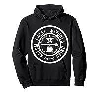 Salem Local Witches Union Est 1692 Halloween Shirts Hoodie Black