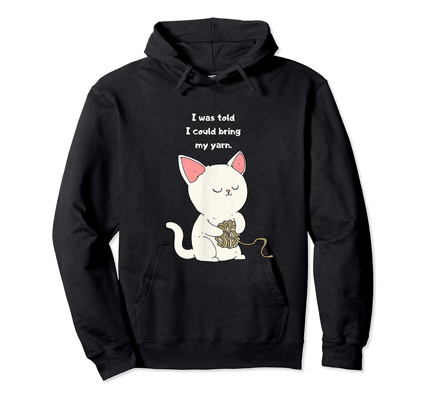 Funny Knitting Funny Knitting Gift Shirts Unisex Pullover Hoodie