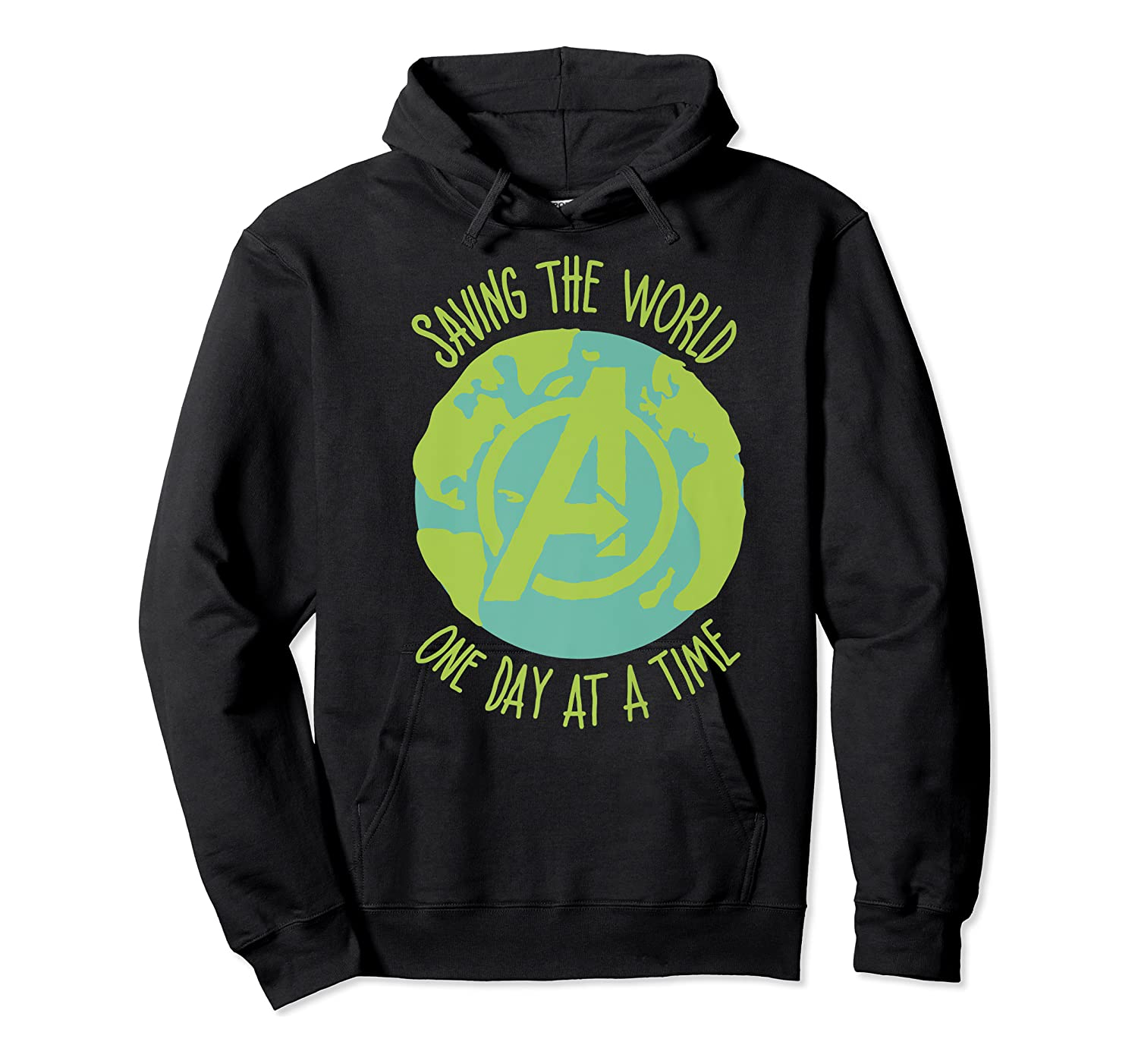 Earth Day Saving The World One Day At A Time Shirts Unisex Pullover Hoodie