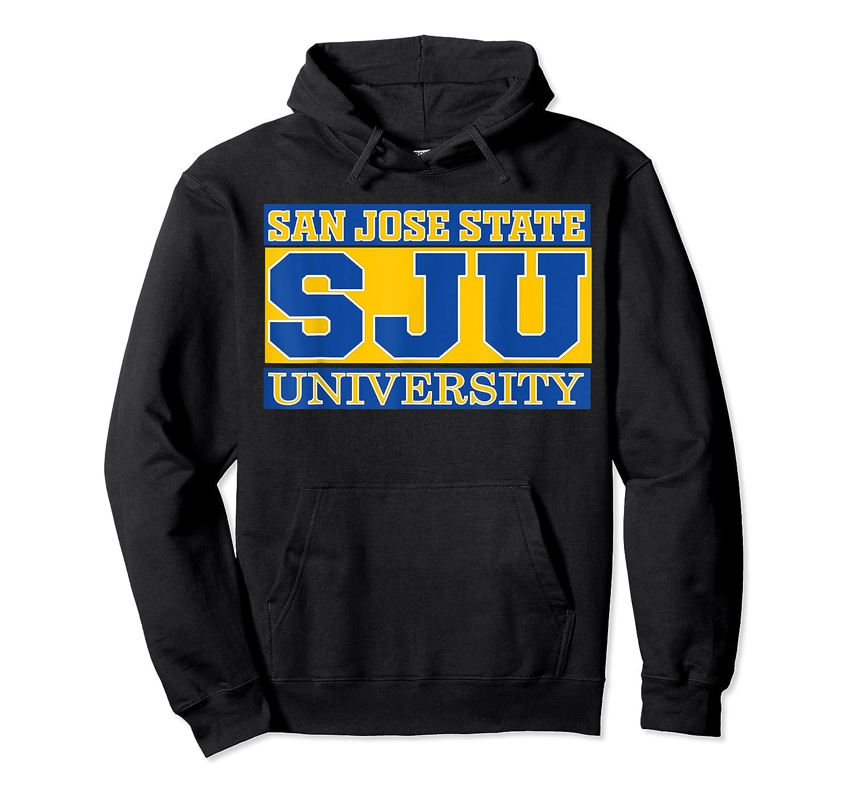 San Jose State 1887 University Apparel Shirts Unisex Pullover Hoodie
