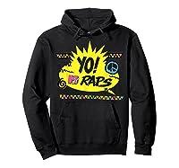 Mtv Yo! Raps Shirts Hoodie Black