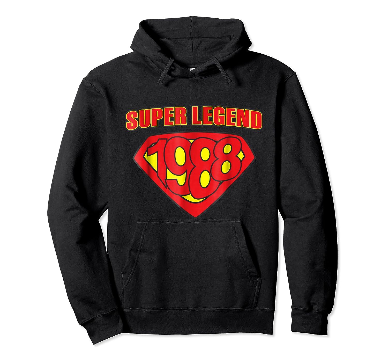 Super Legend 1988 Comic Hero - T-shirt Unisex Pullover Hoodie