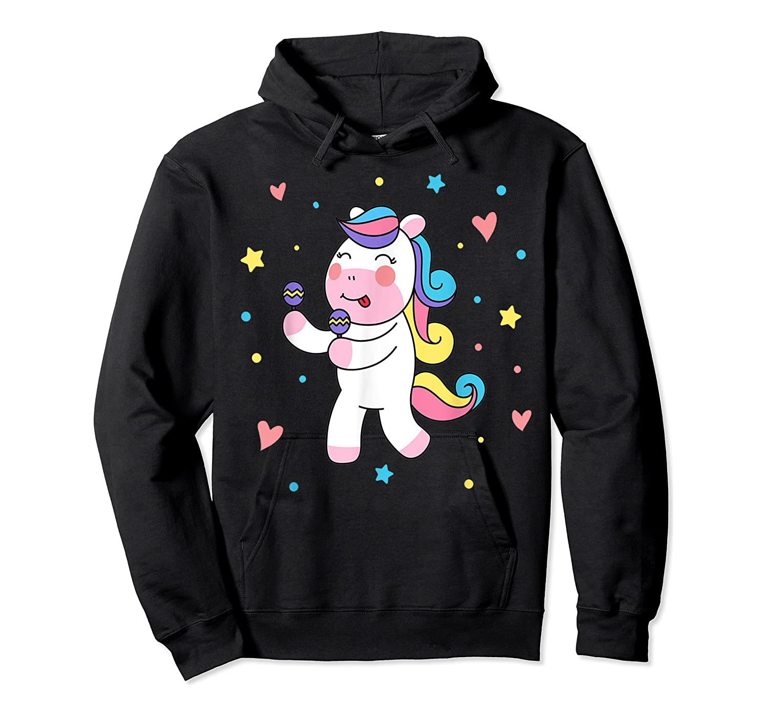 Cute Unicorn, Gift For Unicorn Lover Unicorn Lover Gift Shirts Unisex Pullover Hoodie