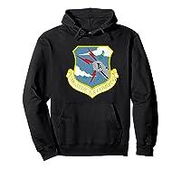 Strategic Air Command Sac Cold War Grunge T-shirt Hoodie Black