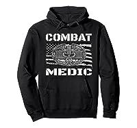 Combat Medic, Perfect Veteran Medical Military Shirts Hoodie Black