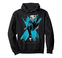 Marvel X- Storm Color Pop Box Graphic T-shirt Hoodie Black