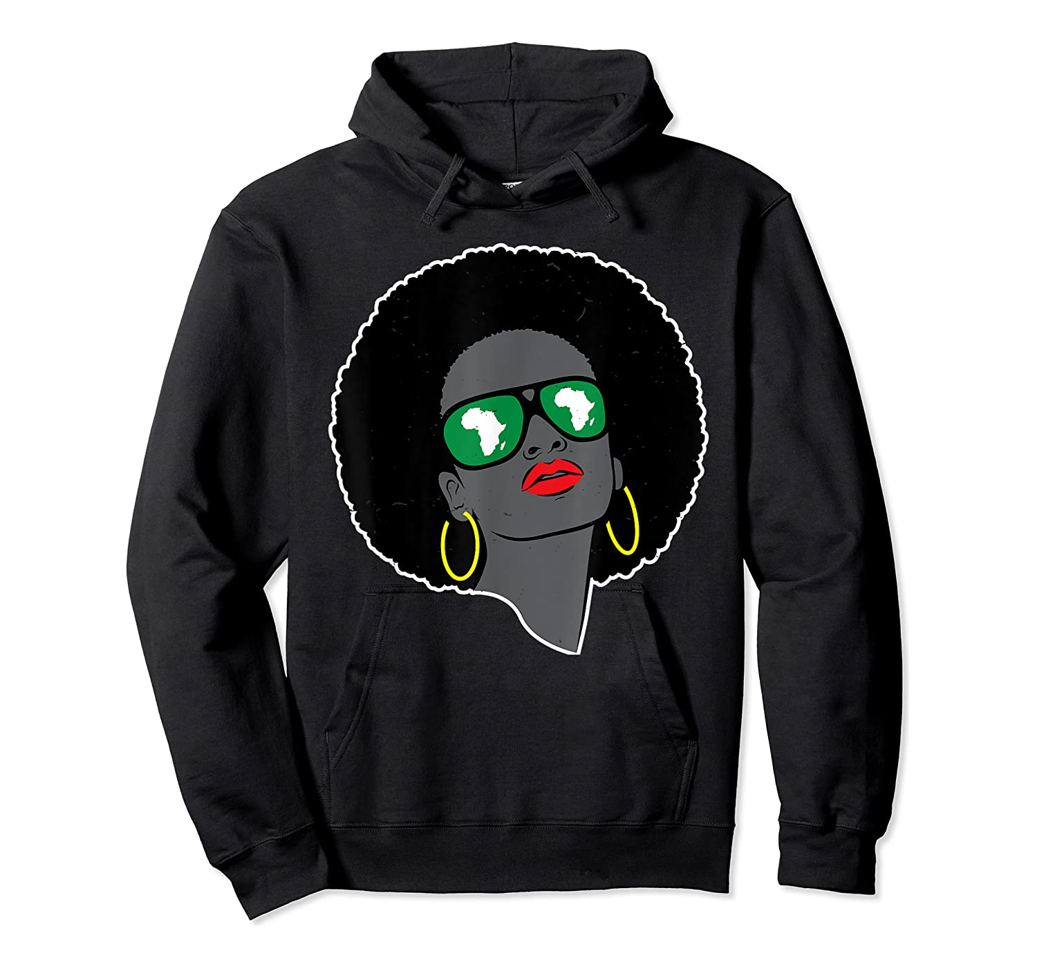 Black History Tshirts For | Pan African Shirt | 1619 T-shirt Unisex Pullover Hoodie