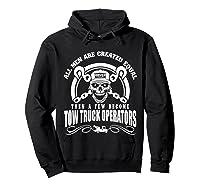 Tow Truck Operator Shirts Hoodie Black