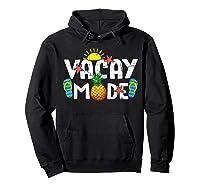 Family Vacation Holidays Vacay Mode Summer Travel Gift T-shirt Hoodie Black