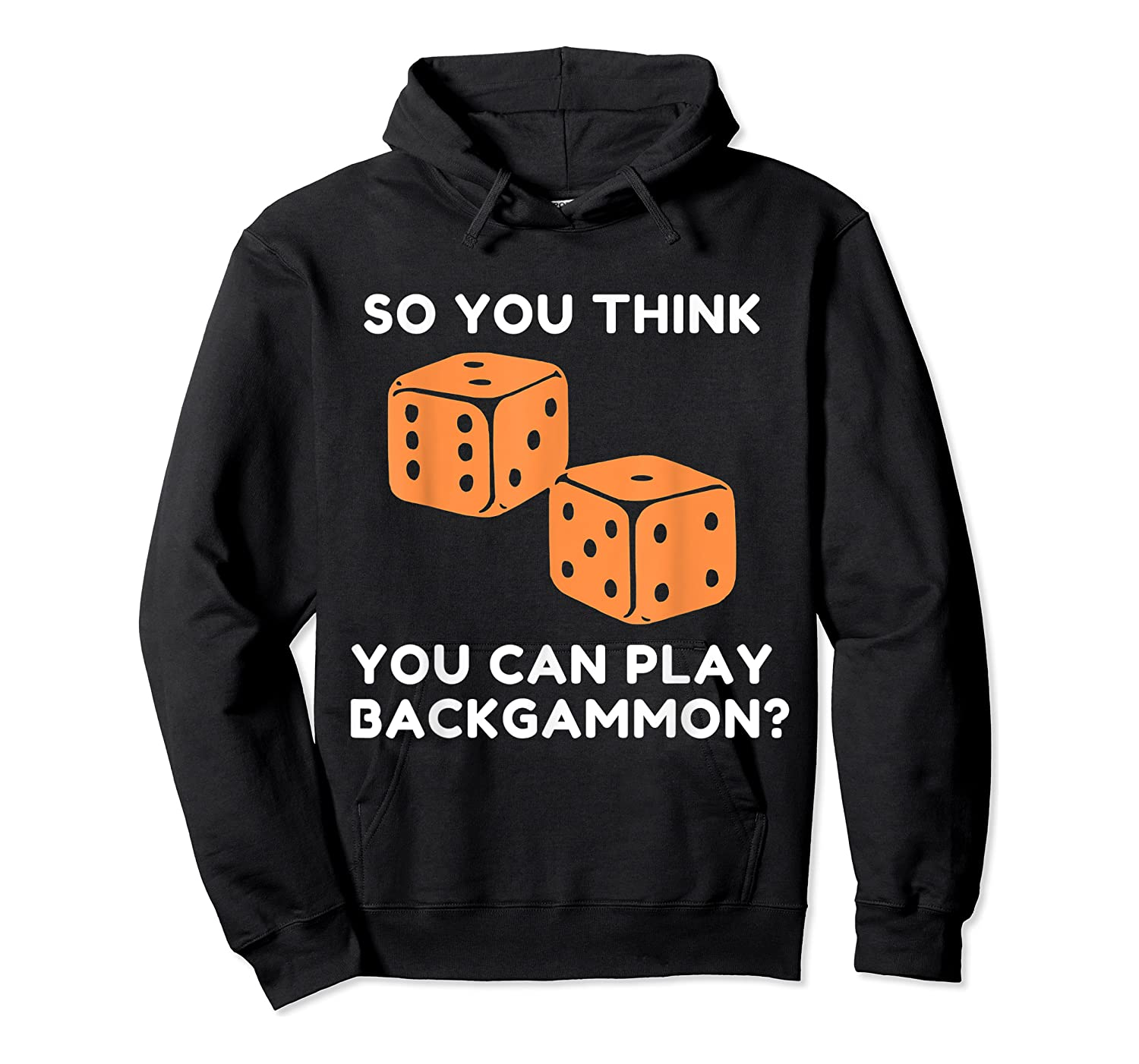 Best Ever Funny Backgammon Player Tee Board Game T Shirt Unisex Pullover Hoodie