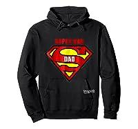 Super Dad By Inspir8 Movet Shirts Hoodie Black