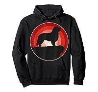 Bernese Mountain Dog Gifts Shirt For & T-shirt Hoodie Black