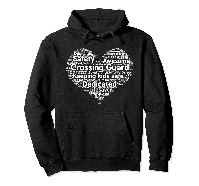 School Crossing Guard Appreciation T Shirt Unisex Pullover Hoodie