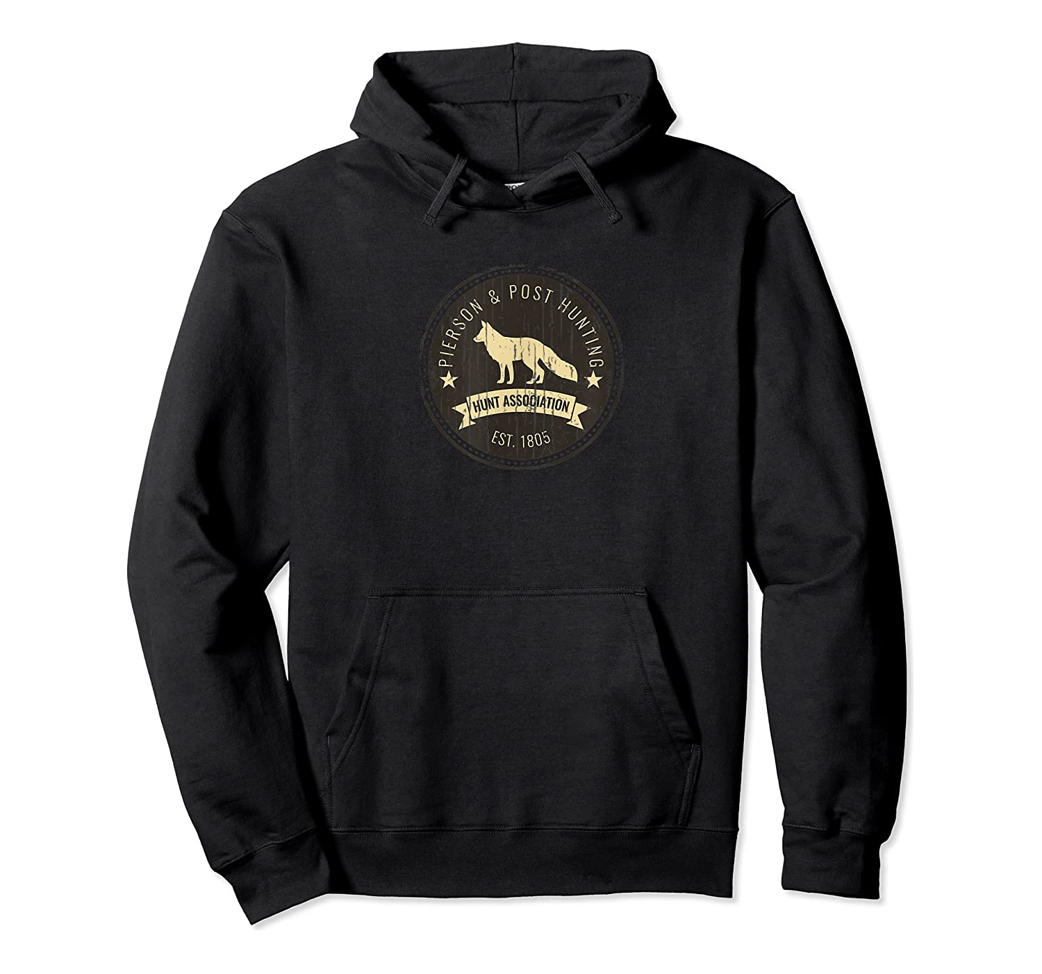 Pierson V. Post Property Law T-shirt Unisex Pullover Hoodie