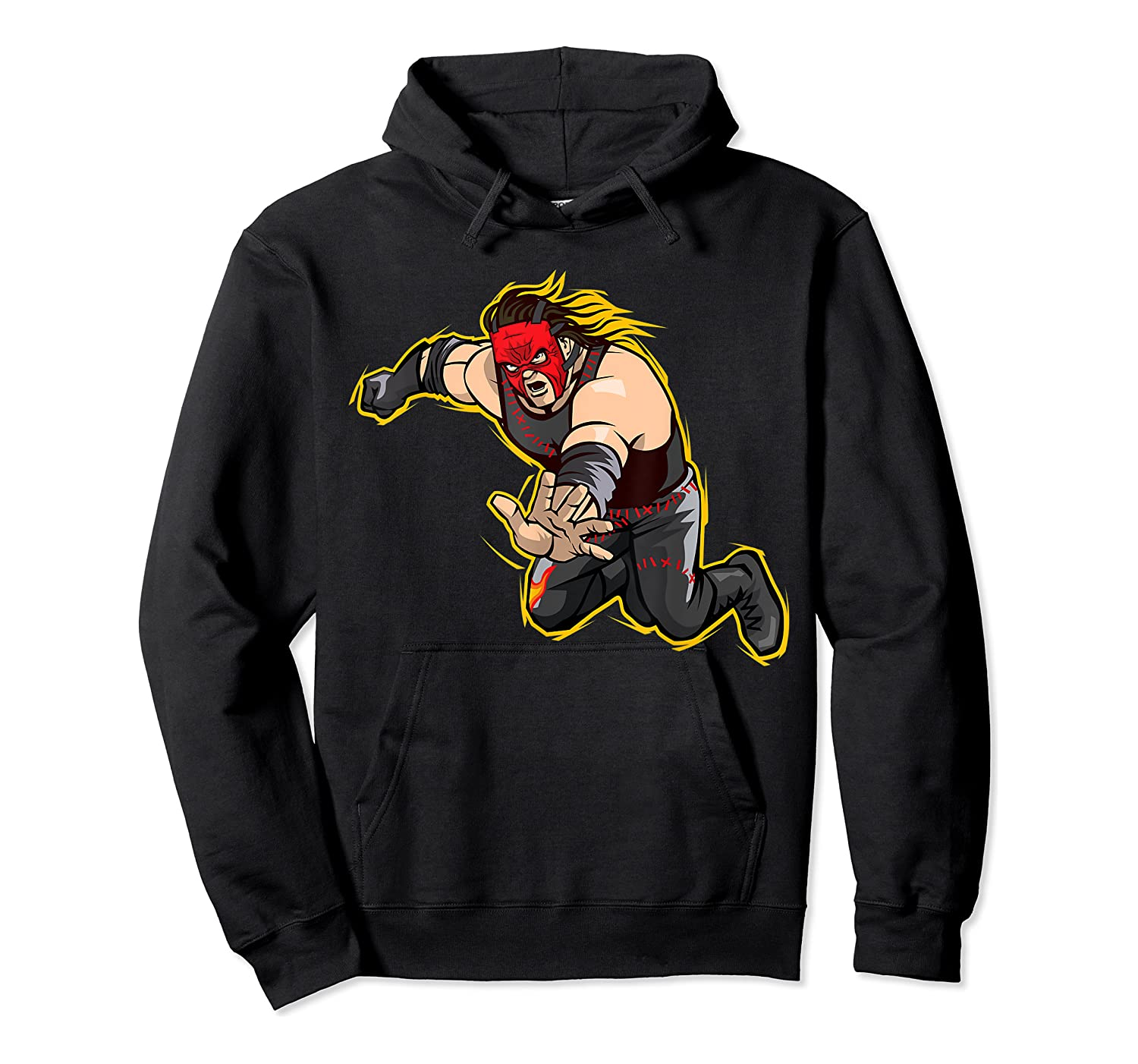 Kane Clothesline Graphic Shirts Unisex Pullover Hoodie