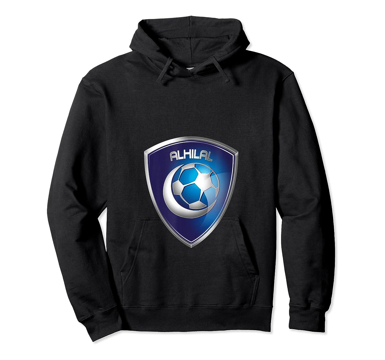 Al-hilal Soccer Football Tee Saudi Team Fan T-shirt Unisex Pullover Hoodie