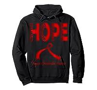 Wegener\\\'s Granulomatosis Awareness T-shirt Hoodie Black