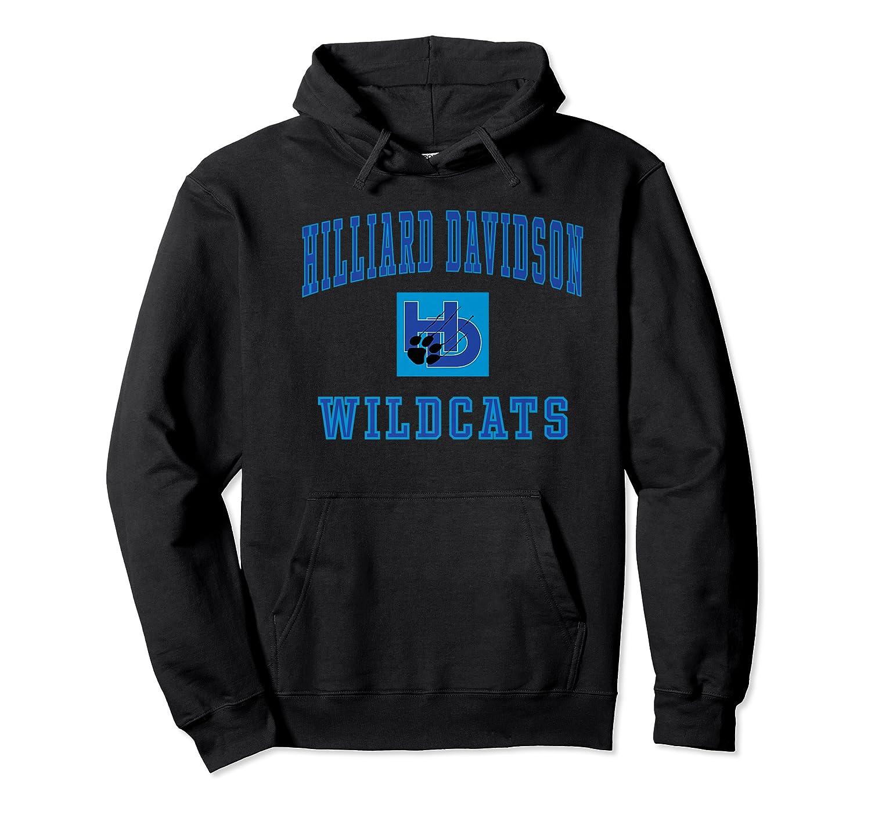 Hilliard Davidson High School Wildcats C1 Shirts Unisex Pullover Hoodie