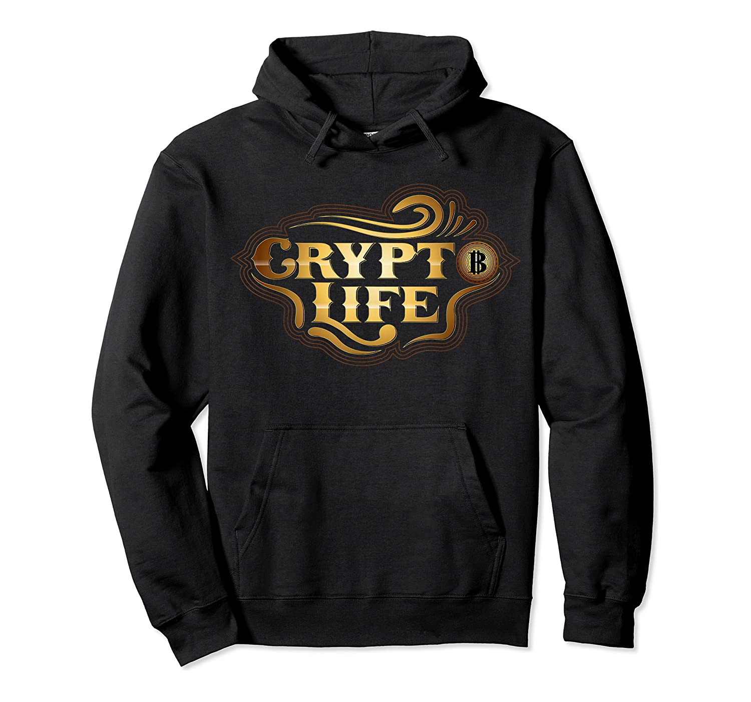 Bitcoin Miner Currency Blockchain Coin Mining Gift Idea T-shirt Unisex Pullover Hoodie