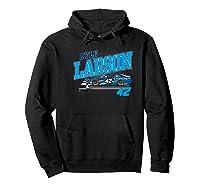 Nascar - Kyle Larson - Dust Storm Premium T-shirt Hoodie Black