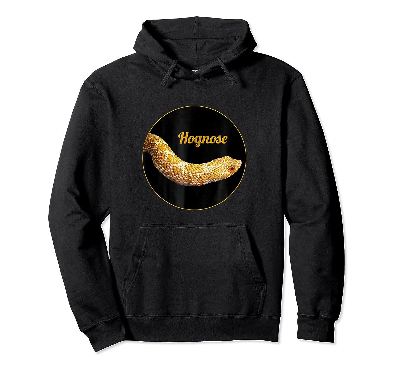 Hognose: Cute Snake T-shirt Unisex Pullover Hoodie