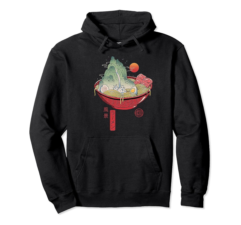 Ra Landscape Premium T-shirt Unisex Pullover Hoodie