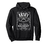 506th Infantry Regi Shirts Hoodie Black